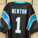 Cam Newton signed jersey